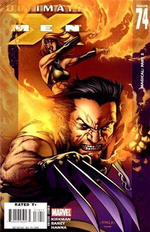 Ultimate X-Men Vol 1 74