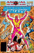 Guardians of the Galaxy Annual Vol 1 1