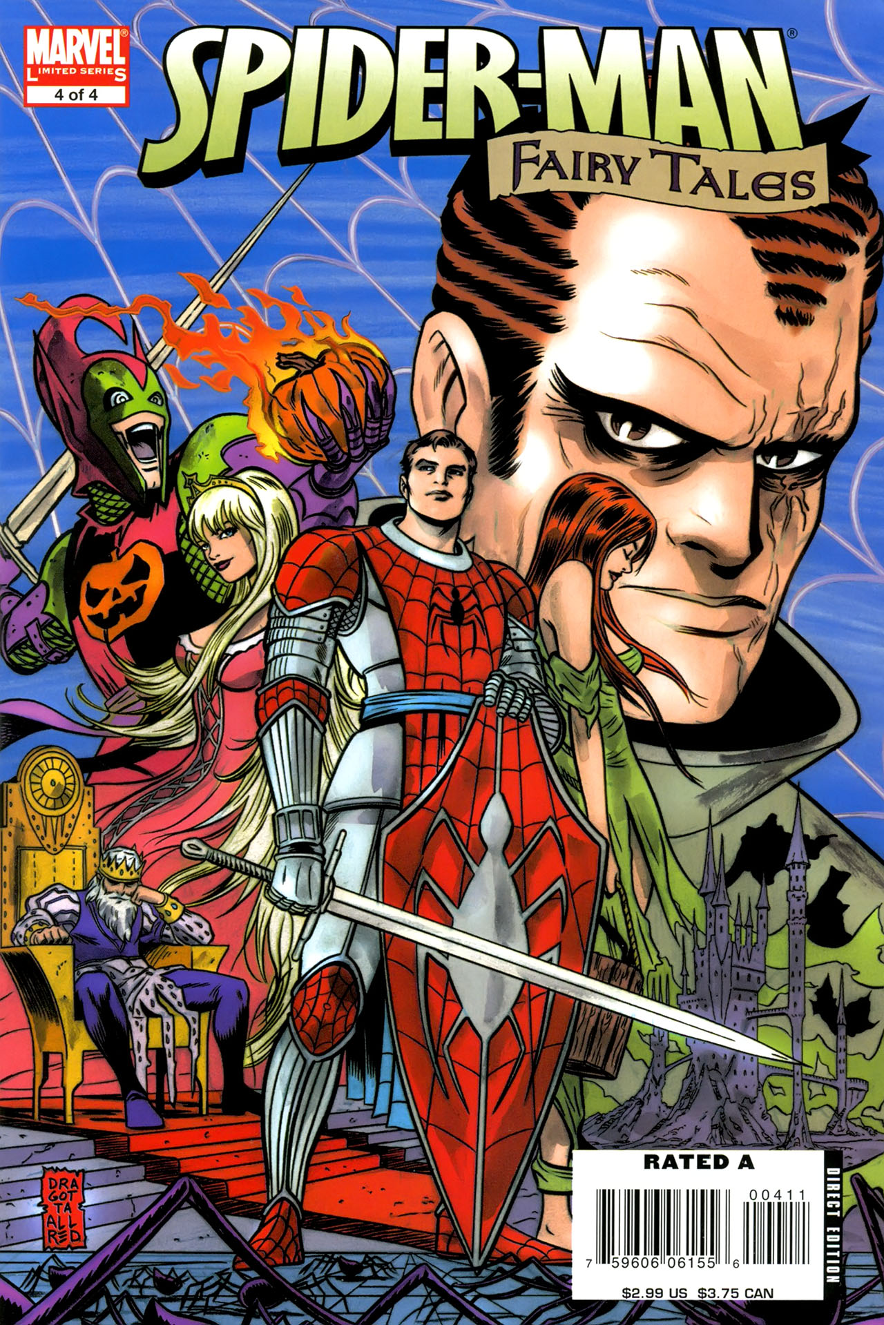 Spider Man Fairy Tales Vol 1 4