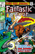 Fantastic Four Annual Vol 1 7