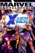 Marvel Encyclopedia Vol 1 X-Men Variant 1
