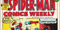 Spider-Man Comics Weekly Vol 1 20
