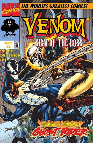 Venom Sign of the Boss Vol 1 2