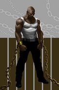 Avengers Origins Luke Cage Vol 1 1 Textless