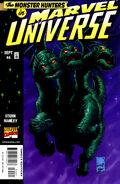 Marvel Universe Vol 1 4 Quesada Variant