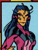 Salu van Dyne (Postchronal Collapse) (Earth-9602) from Spider-Boy Team-Up 1 0001
