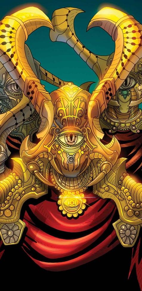 Stephen Strange (Earth-616) from New Avengers Vol 3 27 cover