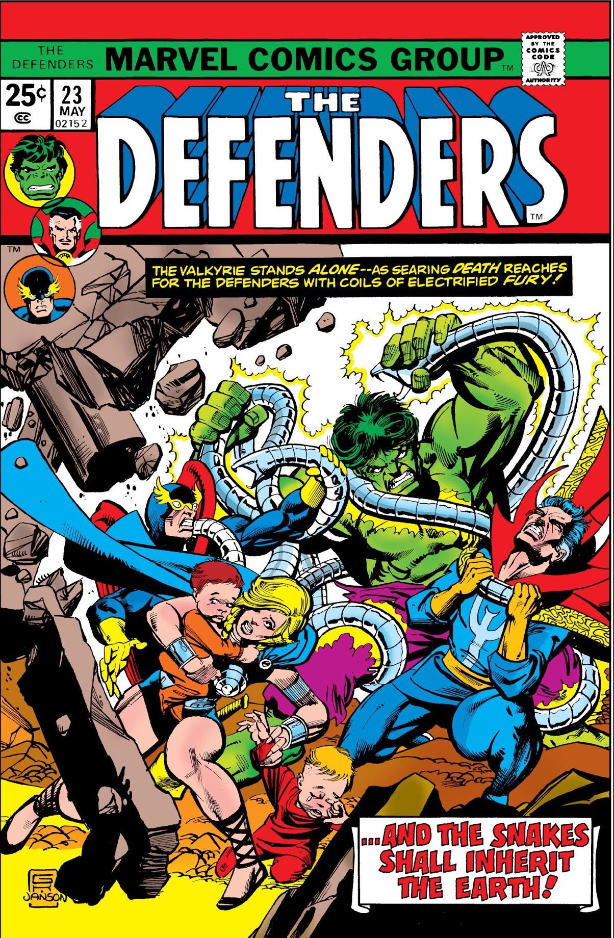 Defenders vol 1 23 marvel database fandom powered by wikia - Marvel spiderman comics pdf ...