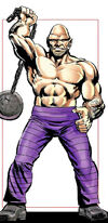 Carl Creel (Earth-616) from Official Handbook of the Marvel Universe Vol 1 1 0002
