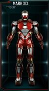 Iron Man Armor MK XIX (Earth-199999)