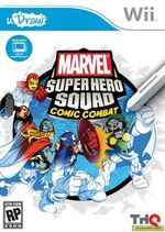 Marvel Super Hero Squad Comic Combat