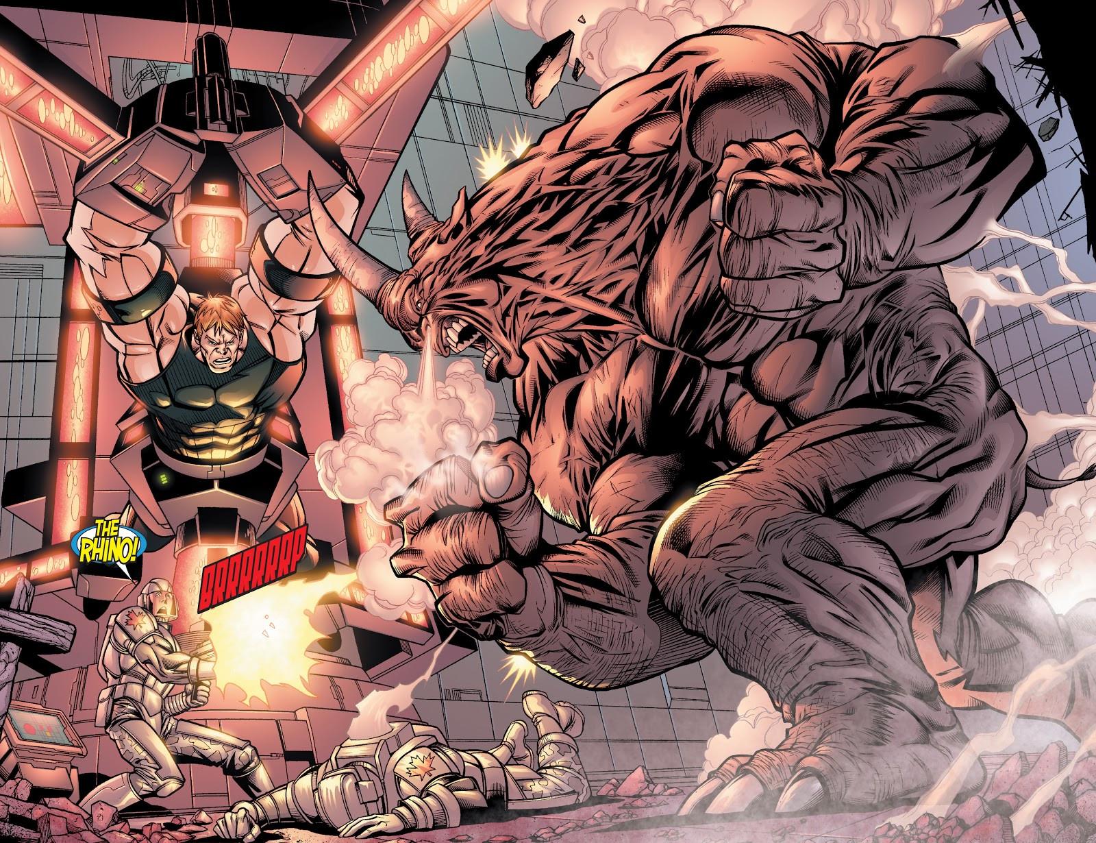 Aleksei Sytsevich (Earth-TRN012) | Marvel Database | Fandom  |Aleksei Sytsevich Marvel