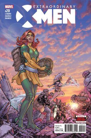 Extraordinary X-Men Vol 1 20
