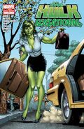 She-Hulk Sensational Vol 1 1