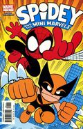 Spidey and the Mini-Marvels Vol 1 1