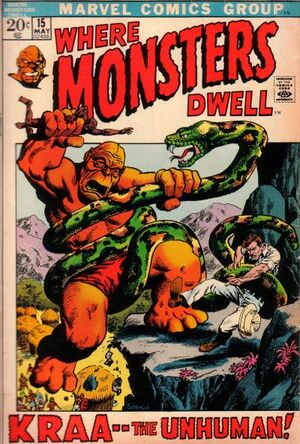 Where Monsters Dwell Vol 1 15