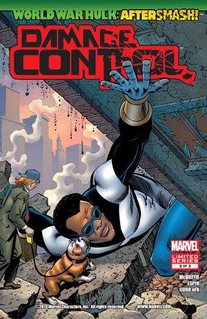 World War Hulk Aftersmash Damage Control Vol 1 3