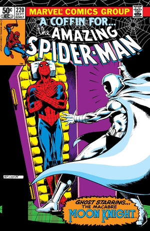 Amazing Spider-Man Vol 1 220