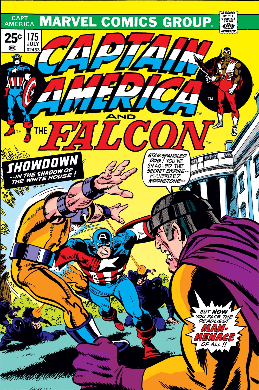 Captain America Comics 1 Value Captain America Vol 1 175