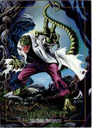 Curtis Connors (Earth-616) from Marvel Masterpieces Trading Cards 1992 0001