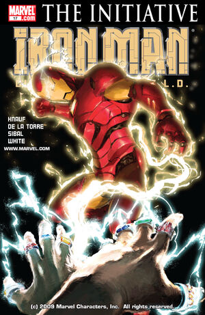Invincible Iron Man Vol 1 17