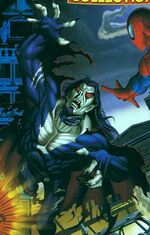 Michael Morbius (Earth-10995) Spider-Man Heroes & Villains Collection Vol 1 14