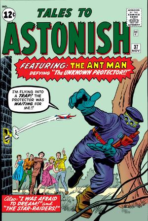 Tales to Astonish Vol 1 37