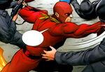 Wolverine (James Howlett) Avengers-Invaders Vol 1 9