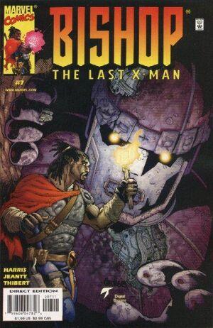 Bishop the Last X-Man Vol 1 7