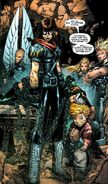 Elizabeth Guthrie, Paige Guthrie, Samuel Guthrie and Joshua Guthrie (Earth-295) from X-Men Age of Apocalypse Vol 1 4 0001