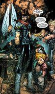 Elizabeth Guthrie, Paige Guthrie, Samuel Guthrie and Joshua Guthrie (Earth-295) from X-Men Age of Apocalypse Vol 1 4 0001