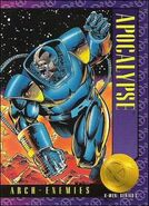 En Sabah Nur (Earth-616) from X-Men (Trading Cards) 1993 Set 0001