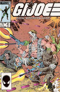 G.I. Joe A Real American Hero Vol 1 41