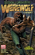 Legion of Monsters Werewolf by Night Vol 1 1