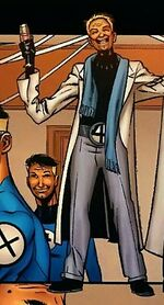 Reed Richards (Earth-60166) from Fantastic Four Wedding Special Vol 1 1
