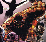 Benjamin Grimm (Earth-2149) from Marvel Zombies Vs Army of Darkness Vol 1 5 0001