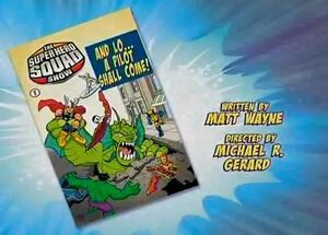 Super Hero Squad Show Season 1 1 Title Card