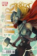 Thor Vol 4 6 Women of Marvel Variant