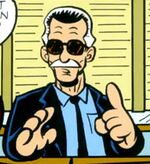 Stan Lee (Earth-99062) Mini Marvels Ultimate Collection Vol 1 1