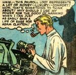 Adam Clayton (Earth-616) from Strange Tales Vol 1 67 0001