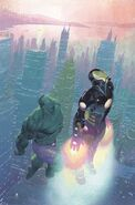 Avengers Vol 5 2 Ribic Variant Textless