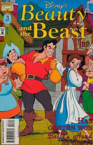 Disney's Beauty and the Beast Vol 1 3