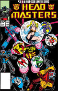 Transformers Headmasters Vol 1 3