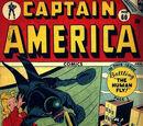 Captain America Comics Vol 1 60