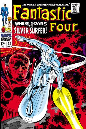 Fantastic Four Vol 1 72