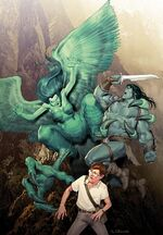 Incredible Hulk Vol 1 604 Textless
