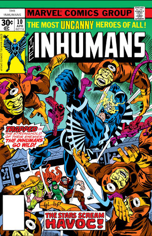 Inhumans Vol 1 10