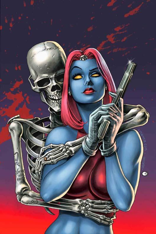 Mystique - Marvel Comics - X-Men character - Character profile ...