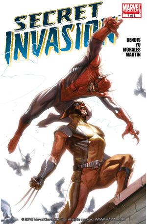 Secret Invasion Vol 1 7
