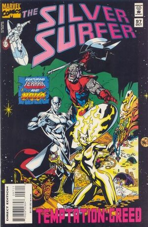 Silver Surfer Vol 3 97